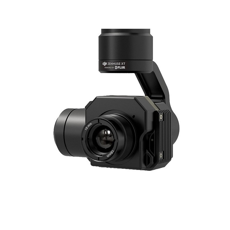 Nacelle et caméra DJI Zenmuse XT FLIR 30Hz - Radiométrique