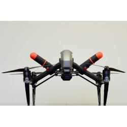 Kit complet Parachute, coupure moteur et Alarme pour Inspire 2