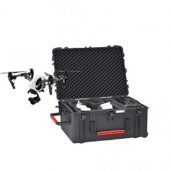 Valise HPRC pour Inspire 1