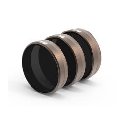 Kit 3 filtres Polar Pro - Shutter Collection - pour Phantom 4 Pro