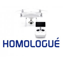 DJI Phantom 4 Pro + homologué