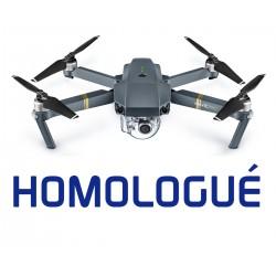 DJI Mavic Pro homologué