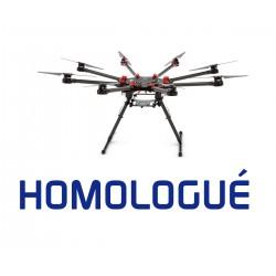 DJI S1000+ homologué
