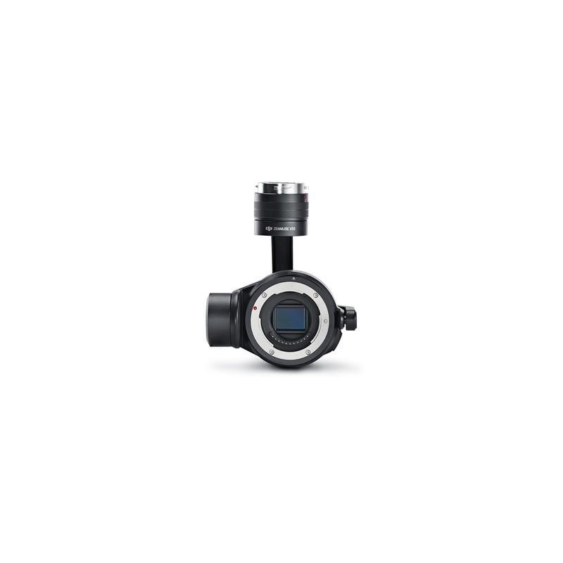 Zenmuse X5S gimball et caméra