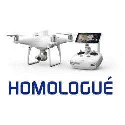 DJI Phantom 4 RTK Homologué