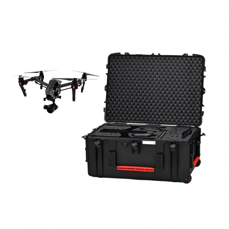 Valise HPRC pour Inspire 2