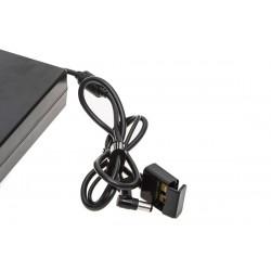 Adaptateur secteur DJI Inspire 1/Matrice 100/Matrice 600 180W avec câble d'alimentation AC pour charge rapide