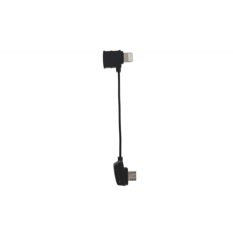 Câble RC (prise Lightning) pour Mavic Pro