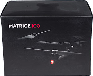 Packaging Dji matrice 100