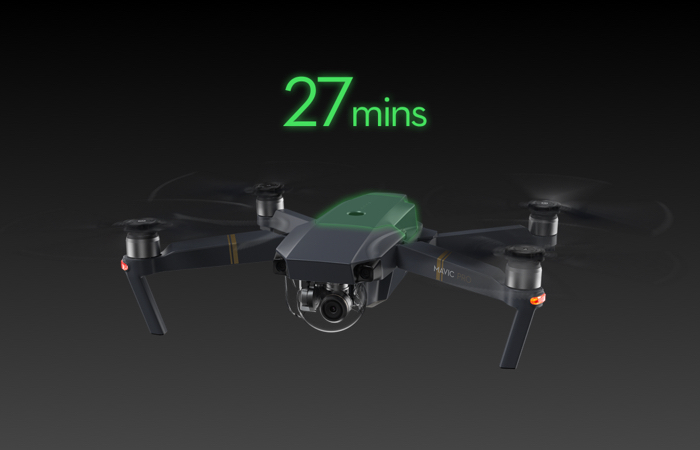 Drone Dji Mavic pro grande autonomie