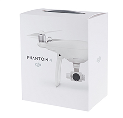 Packaging drone Phantom 4 pro