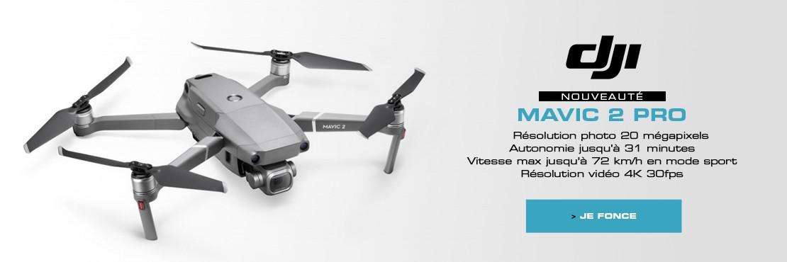 Drone Mavic Pro 2 - Prodrones