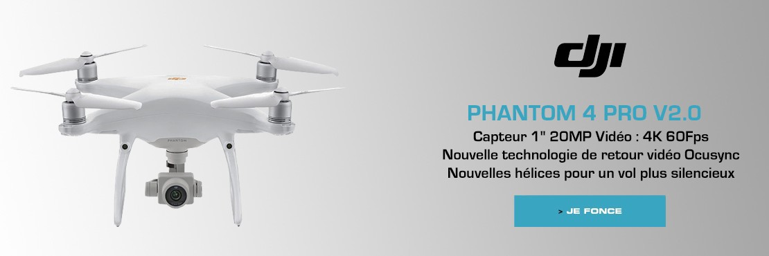 DJI Phantom 4 Pro + V2.0
